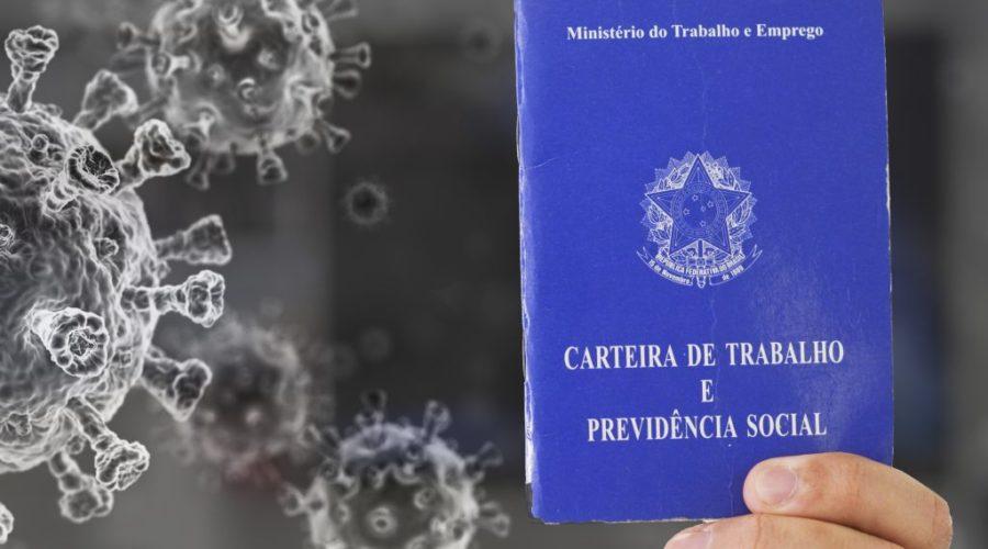 Os direitos dos empregados demitidos durante a pandemia da Covid-19